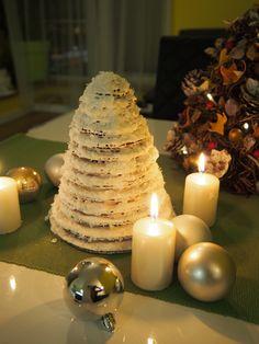 hadmade christmas tree