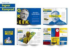 4학년 퍼블리케이션디자인 이하은 첨부 이미지 Graphic Design Layouts, Book Design Layout, Print Layout, Graphic Design Posters, Art Design, Brochure Design, Paper Design, Typography Design, Editorial Layout