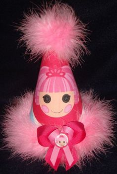 Lalaloopsy Jewel Sparkles birthday hat