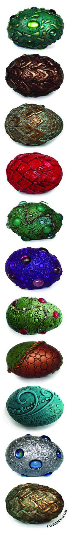 Dragon eggs!Available...   Faerie Magazine   Bloglovin'