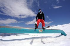 Ski with us and learn how to slide like the best pros!