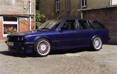 E30 Touring.  dream car!