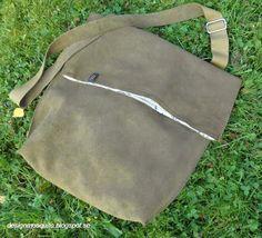 MYGGANS SURR Diy Design, Messenger Bag, Satchel, Bags, Fashion, Handbags, Moda, Fashion Styles, Taschen
