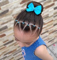 Hairstyles braids تسريحات اطفال سهلة ومميزة للمدرسة Penteados para crianças fáceis e distintos para a escola Cute Toddler Hairstyles, Kids Curly Hairstyles, Cute Little Girl Hairstyles, Baby Girl Hairstyles, Braided Hairstyles, Toddler Hair Dos, Toddler Girl, Princess Hairstyles, Simple Hairstyles
