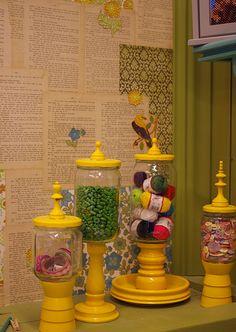 Bakom kulisserna på Strömsö Reuse, Recycling, Jar, Crafts, Craft Ideas, Inspiration, Home Decor, Biblical Inspiration, Manualidades
