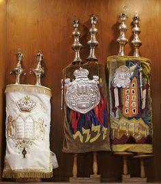 Jewish Torah Scrolls - the most beautiful Bibles in the world