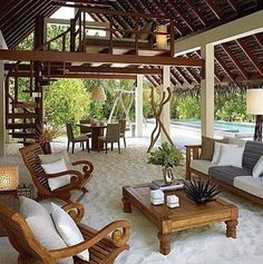 Sand Patio Furniture Group #sand #patio #furniture pinned by wickerparadise.com