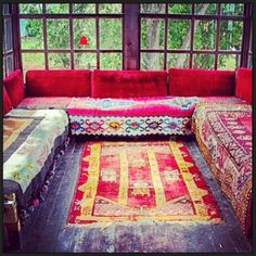 Beautiful home: boho nook