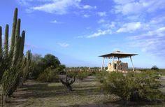Casa Grande Ruins National Monument in Coolidge, Arizona, preserves the ancestral Sonoran Desert people's community