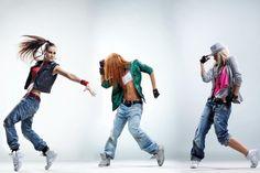 dancers wallpaper dance music cool girl hip hop DY042 Room home wall modern art decor wood frame poster