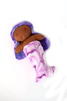 Mermaid Doll Stuffed Plush