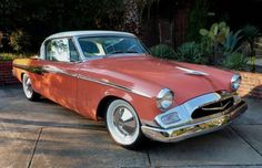 Non-Speedster: 1955 Studebaker Commander Regal | Bring a Trailer