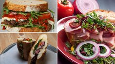 Around the world in 32 sandwiches