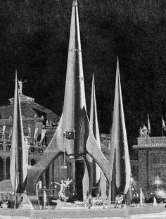 The Columbian Atomic Space-Craft (alternate histories)