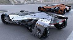Hasil gambar untuk mobil masa depan tercanggih di dunia