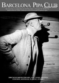 Pipa Club... Es un bar de copas y club de fumadores de pipa, ambientado en las proximidades del Baker Street londinense, ubicado en el segundo piso de un portal de la Plaza Real. Se organizan cursillos para aprender a fumar en pipa, campeonatos, conciertos de jazz y tango, tiene una sala de juegos, una sección literaria, otra de tertulias, de cine-forum o incluso una de fútbol-botones. Y aunque el humo del tabaco no sea tu mejor amigo... ¡el lugar se merece una visita!