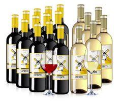 Top-Angebot! 12 Flaschen Cepunto Tinto + 6 Flaschen Cepunto Blanco nur 53,82 Euro statt 71,10 Euro:  http://weinebilliger.de/top-angebot-12-flaschen-cepunto-tinto-6-flaschen-cepunto-blanco/