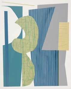 Balmorhea (surface and structure) 5'x4' acrylic, pigment marker on canvas. Brian Coleman