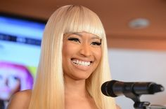If Nicki Minaj lyrics were inspirational posters.