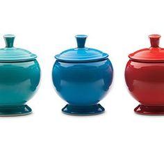 Christmas Gift Ideas: Homer Laughlin Sugar Bowls