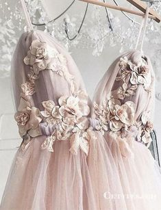 Pink Prom Dresses, Backless Prom Dresses, Grad Dresses, Tulle Prom Dress, Tulle Lace, Pretty Dresses, Sexy Dresses, Beautiful Dresses, Bridesmaid Dresses
