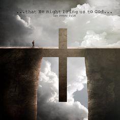 1 Peter 3:18     https://www.facebook.com/photo.php?fbid=479933412084928