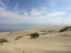 Песчаные дюны Эфа Калининград
