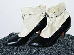 Rudi Gernreich boots 1970's