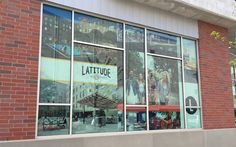 Custom Vinyl Window Graphics   Cushing is a leading print and digital communications firm based in Chicago, providing innovative solutions for its clients nationwide.