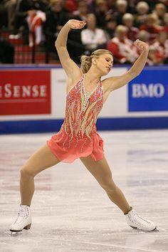 Joannie Rochette, Firebird. My favorite routine from Joannie.