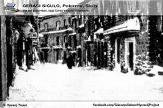 #GeraciSiculo. . . . , non è solo Geraci!!!! è . . . . da . . . .VIVERE!!! Via del progresso, oggi via Vittorio Emanuele!!!  Il portale ufficiale del progetto 👉 www.hyeracijproject.it