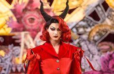 A Satanic Fashion Show Took Place Inside A Church At London Fashion Week – Collective Evolution