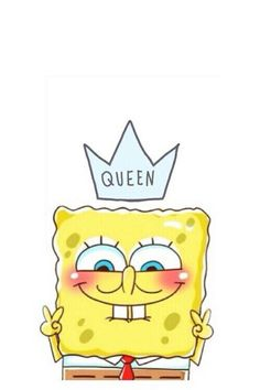 VISIT FOR MORE funny queen smiles sponge bob timeline cover wallpaper cute wallpapers The post funny queen smiles sponge bob timeline cover wallpaper cute wallpapers appeared first on wallpapers. Iphone 6 Wallpaper Tumblr, Spongebob Iphone Wallpaper, Tumblr Backgrounds, Cute Wallpaper For Phone, Cute Disney Wallpaper, Wallpaper Iphone Disney, Cute Cartoon Wallpapers, Trendy Wallpaper, Cute Wallpaper Backgrounds