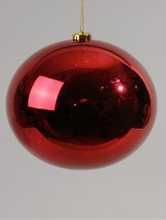 Giant pearl christmas baubles 200mm x 6 for the home pinterest