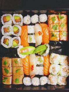 Sushi Kate Moss Box