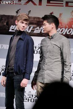 Thomas and Ki Hong❤️