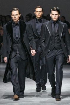 Corneliani menswear Fall Winter 2012-13 collection