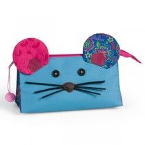 Little Kids Pencil Case - mouse - Available now on Becky & Lolo
