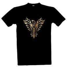 Tričko s potiskem Fénix