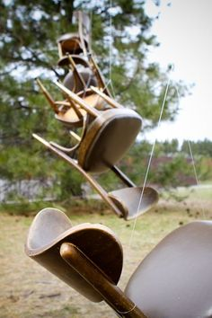 meditative art installation