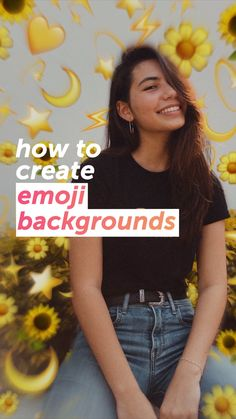Why stop at adding emojis to your captions when you can just as easily add them to your photos too? Click through to create the custom emoji background of your dream in minutes with PicsArt ? No emojis are off limits ? Photography Filters, Tumblr Photography, Photography Editing, Photography Gear, Applis Photo, Picsart Tutorial, Photo Editing Vsco, Creative Instagram Stories, Instagram Story