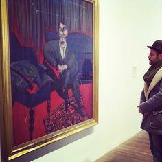 عظمت اثر فرانسيس بيكن در تيت مدرن گالري لندن