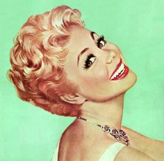 Pin up girl Pin Up Vintage, Vintage Glamour, Vintage Beauty, Vintage Ads, Retro Kunst, Retro Art, Retro Images, Vintage Images, Mitzi Gaynor