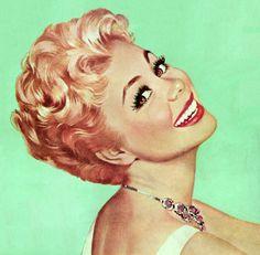 Pin up girl Pin Up Vintage, Vintage Glamour, Vintage Beauty, Vintage Ads, Vintage Stuff, Retro Kunst, Retro Art, Retro Images, Vintage Images