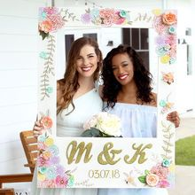 Bridal Selfie Photo Booth Frame