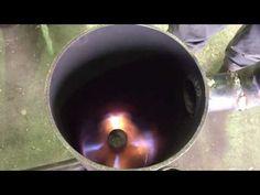 廃油ストーブ - Waste oil burner - YouTube Waste Oil Burner, Oil Heater, Oil Burners, Stoves, Youtube, Fire, Ideas, Skillets, Stove