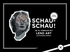 Schau Schau  ART Events, Party, Movie Posters, Film Poster, Parties, Billboard, Film Posters