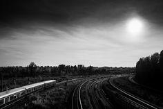 """Tracks & Traces"" by David Linke on 500px"