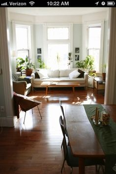 """thnx @maleehak """"white/neutral couch with plants + a cute, bright Acapulco style chair"""""""