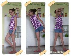 ♥ Hummelschn ♥✂ : ✂ ♥ BASIC Mädels SHIRT ♥ ✂  by #allerlieblichst